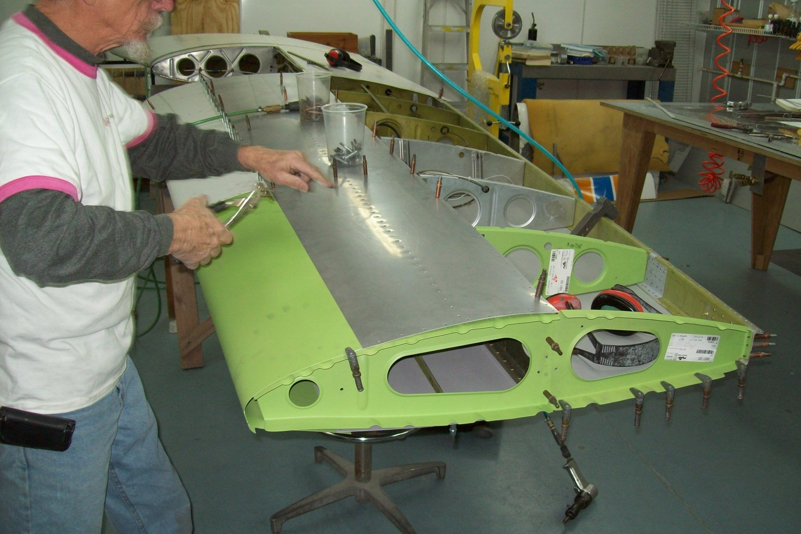 R J Dauhn Aircraft Llc